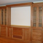 American Red Cherry home theatre