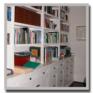 Bookcases & Built in units