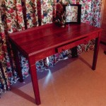Jarrah Hall Table