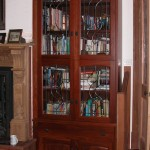 Jarrah Display unit