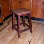 Jarrah & Marri stool