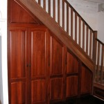Jarrah Curved arch doors