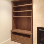 American Oak Tv unit