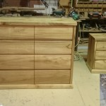 White Gum Drawers